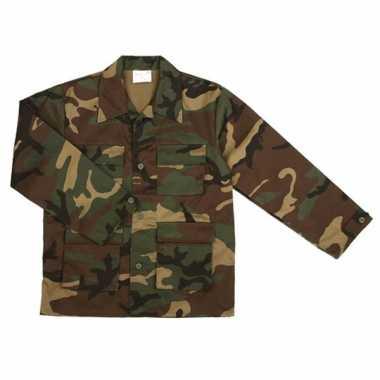 Soldaten jas voor kinderen