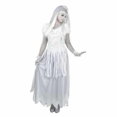 Spook bruid kostuum voor dames