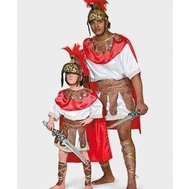 Stoer gladiator kostuum kinderen