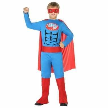 Superheld kostuum/verkleed kostuum voor jongens