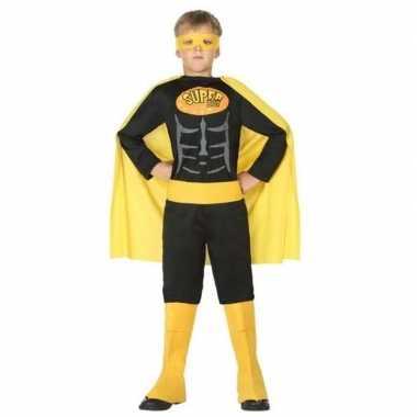 Superheld vleermuis kostuum/verkleed kostuum voor jongens