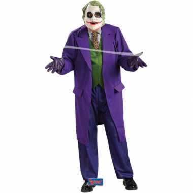 The joker kostuum uit batman