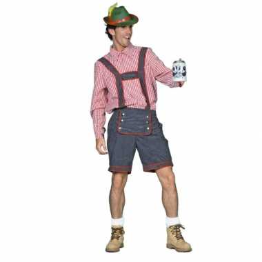 Tirol lederhose voor heren