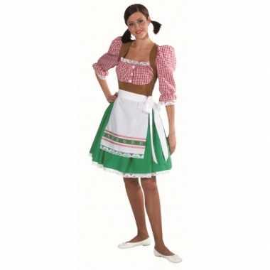 Tiroolse kostuum voor vrouwen