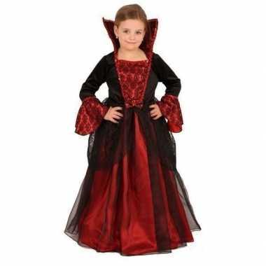 Vampier verkleedjurk voor kinderen