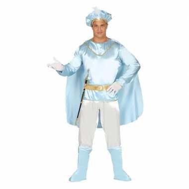 Verkleed kostuum prins charmant