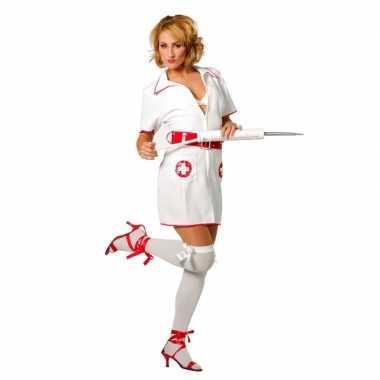 Verpleegster kostuumje voor dames