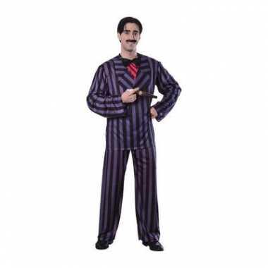Volwassenen gomez kostuum