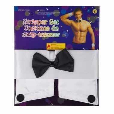 Vrijgezellenfeest stripperset