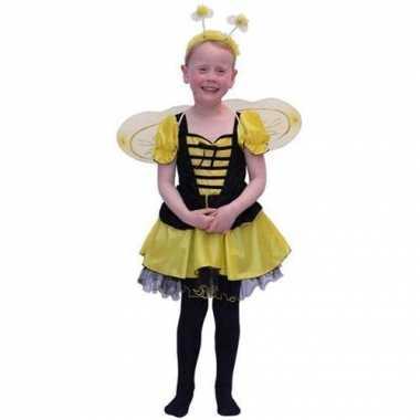 Wespen kostuum meisjes