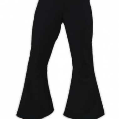 Zwarte dames sixties broek