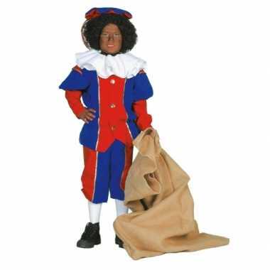 Zwarte pieten kostuum voor kids