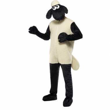 Zwarte schapen kostuum volwassenen
