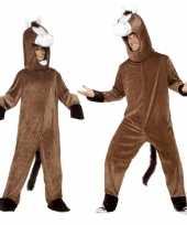 Carnavalskostuum paard voor volwassenen
