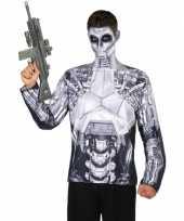 Compleet robot kostuum voor heren