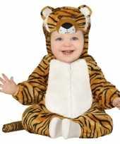 Dierenkostuum tijger verkleed kostuum voor peuters 12 18 maanden