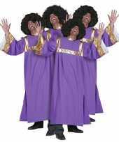 Gospel koor kleren dames en heren