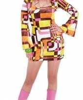 Sixties retro kostuum