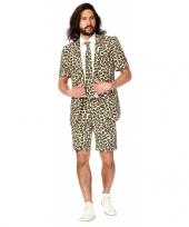 Summersuit jaguar voor heren